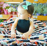 Wholesale Spring Stripes Carrier Cover