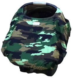 Cool Camo Carrier Cover