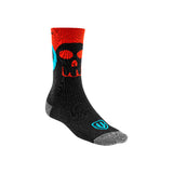 Racing Skulls High Socks