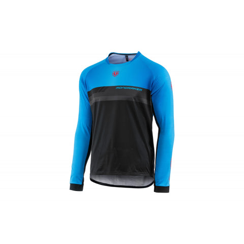 SHERPA LONG SLEEVE TRAIL JERSEY