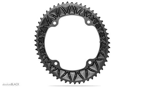 CAMPAGNOLO PREMIUM OVAL CHAINRINGS 4 BOLT 11 & 12SPD