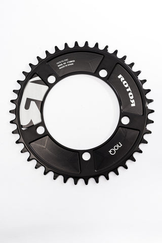 Round NoQ CX1 Chainrings - 110x5