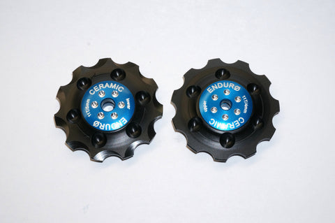 SRAM 9/10 Speed ZERO Ceramic Rear Derailleur Jockey Wheels
