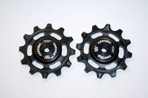 SRAM XX1 ZERO Ceramic Rear Derailleur Jockey Wheels