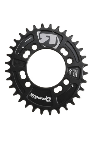 CLOSEOUT - 76 BCD Round / Oval 1X Chainrings