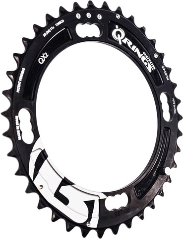 QX2 Q-Ring MTB Chainrings - 120/80 (SRAM) BCD
