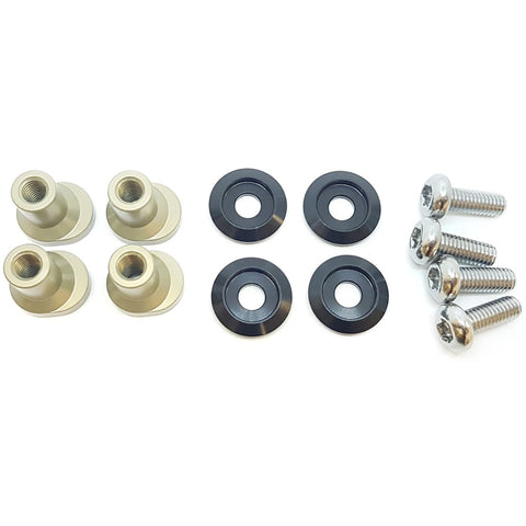 UPPER LINK KIT 10 - SUMMUM ALLOY