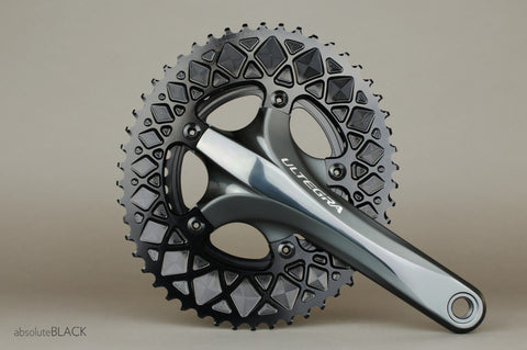 Premium Oval 110x5 Chainrings
