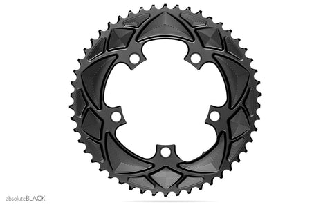 Premium Round Double 110x5 Chainrings