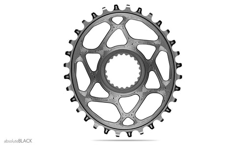 Direct Mount Oval Shimano XTR M9100, XT & SLX Chainrings