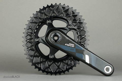 Premium Oval 110x5 SRAM 22 Chainrings