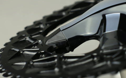 Shimano Ultegra / Dura-Ace 110x4 Chainring Bolt Covers