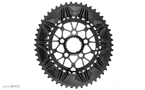 CANNONDALE SPIDERING ROAD OVAL CHAINRING