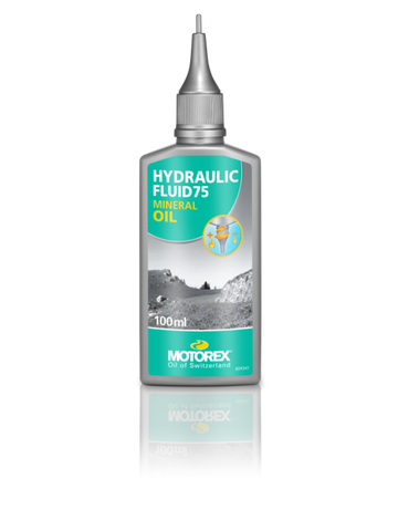 Hydraulic Fluid 75 (Mineral Oil)