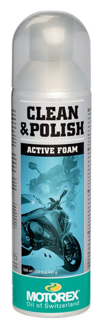 Clean and Polish Spray