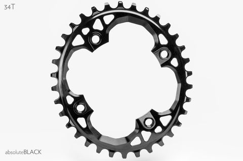 SRAM 94bcd Chainrings