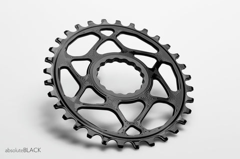 RaceFace BOOST Direct Mount OVAL Chainrings for 12SPD Hyperglide+ Chain