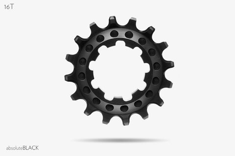 Single Speed Cogs - Aluminum