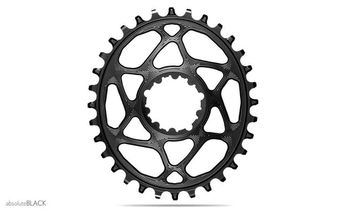 SRAM OVAL BOOST DM CHAINRING FOR 12SPD SHIMANO HYPERGLIDE+ CHAIN