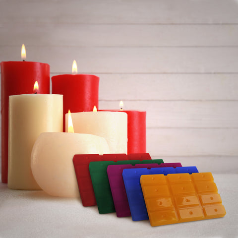 Candle Making Dye Assortment