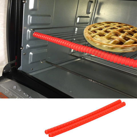Silicone High Temperature Oven Rack Guards