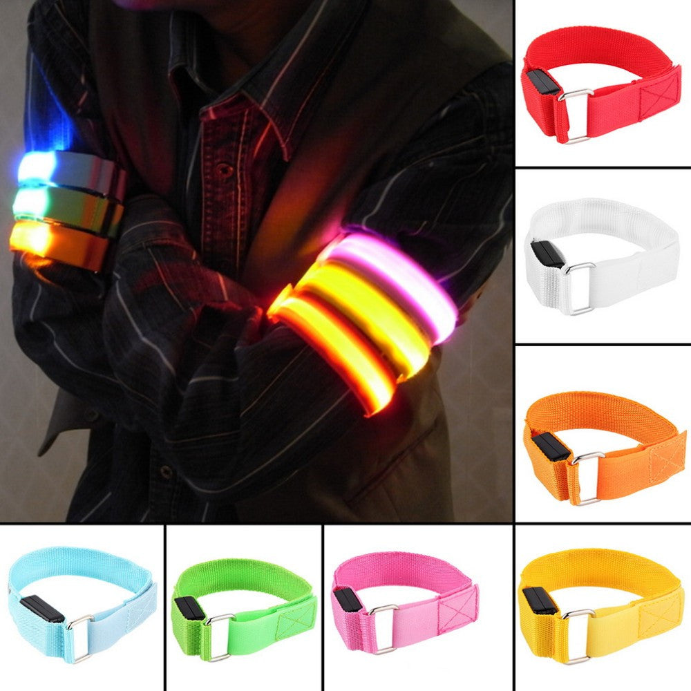 LED Safety Armband - Free