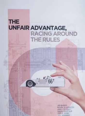 The Unfair Advantage: Racing Around the Rules Seminar DVD - Amelia Exclusive