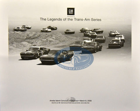 The Legends of the Trans-Am Series Seminar Poster