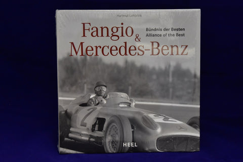 Fangio & Mercedes-Benz: Alliance of the Best Fangio & Mercedes-Benz (English, Spanish and German Edition) Hardcover – September 6, 2012