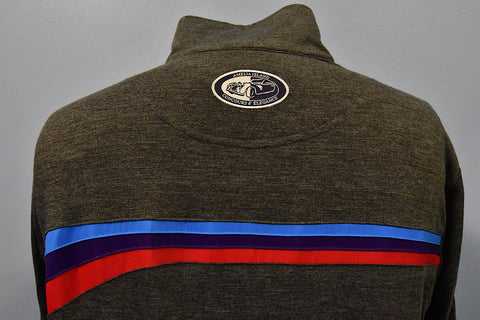 2016 Amelia Exclusive BMW-Themed Finn Ryan Half Zip Jersey Knit Pullover