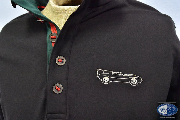 The Amelia Exclusive Pullover: Jaguar D-Type Limited Edition