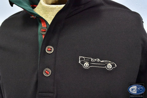 The Amelia Exclusive Pullover: 2017 Jaguar D-Type Limited Edition