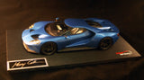 An Amelia Exclusive: Signed Ford GT 2015 N. American Int. Auto Show 1:18 Scale Model signed by Moray Callum