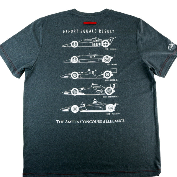 Men's Limited Edition 25th Amelia Honoree Roger Penske Amelia Concours Tech Tee