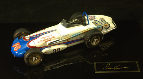 1963 Indianapolis 500 Winning Watson Roadster Autographed Model