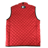 Women's Limited Edition Salzburg Porsche 917 Le Mans winner Amelia Concours Red Quilted Vest