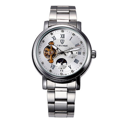 TEVISE Automatic Tourbillon Chronograph