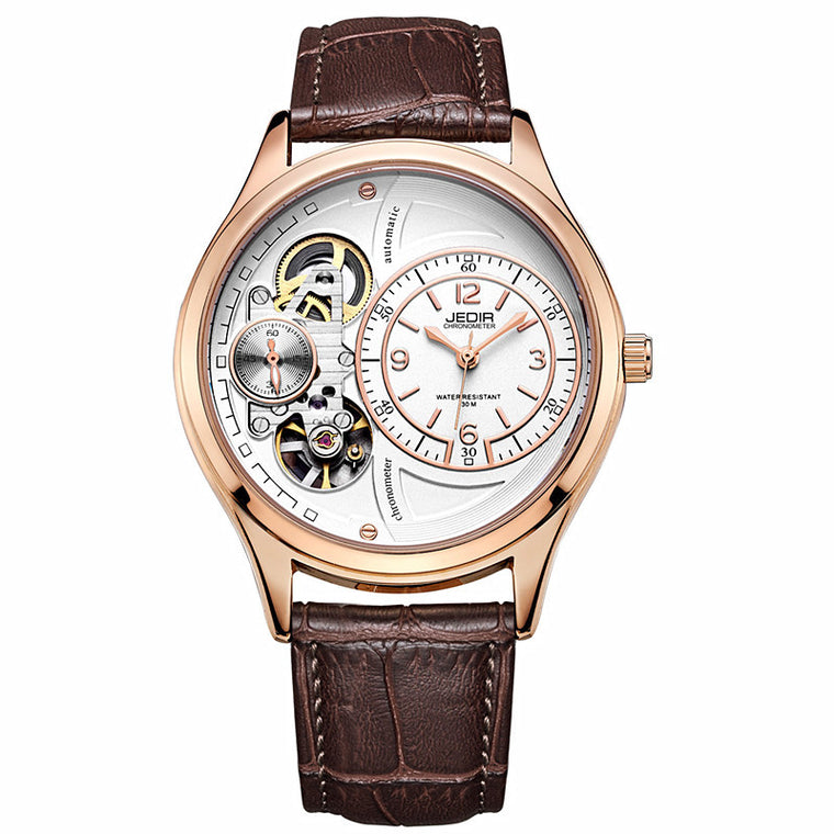 "JEDIR ""Knightley"" Automatic Tourbillon Chronograph"