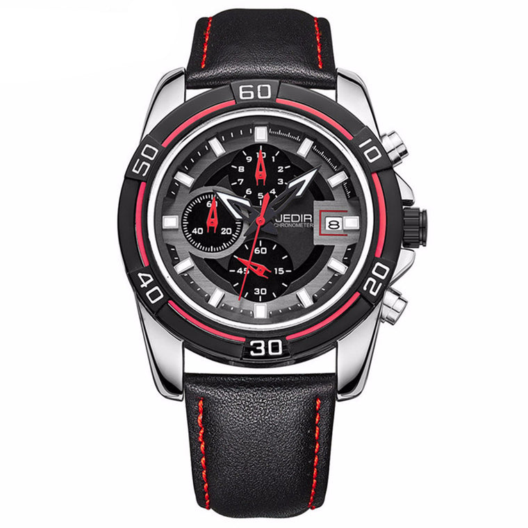 "JEDIR ""Offshore"" Racing Quartz Chronograph"