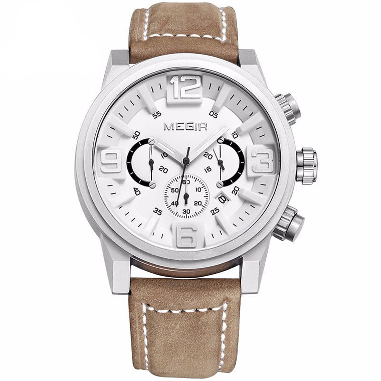 """Cartellier"" Quartz Chronograph"