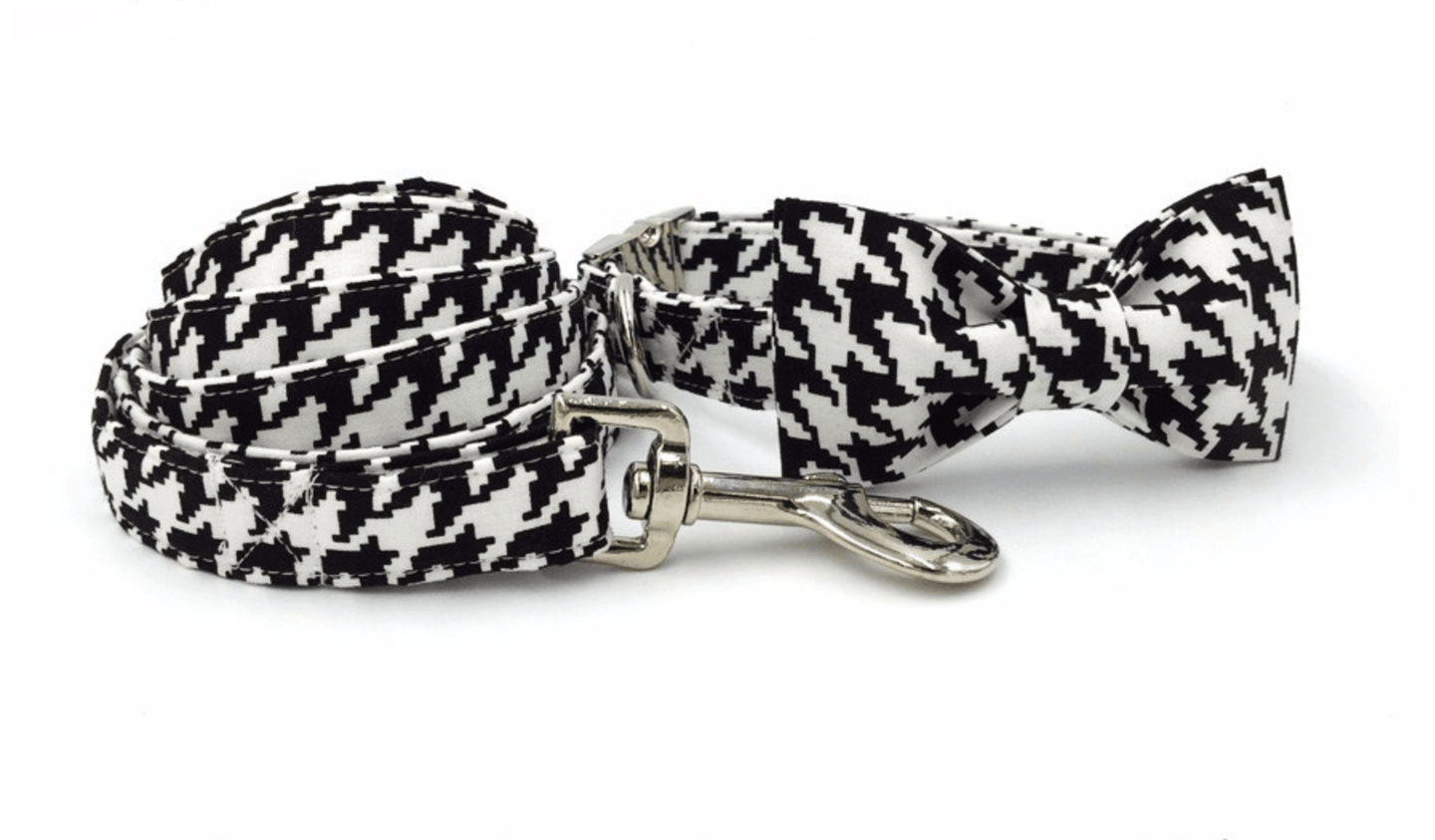 Collar and leash sets