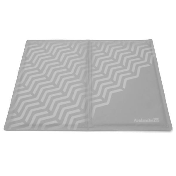 Argento Grey Dog Cooling Pad