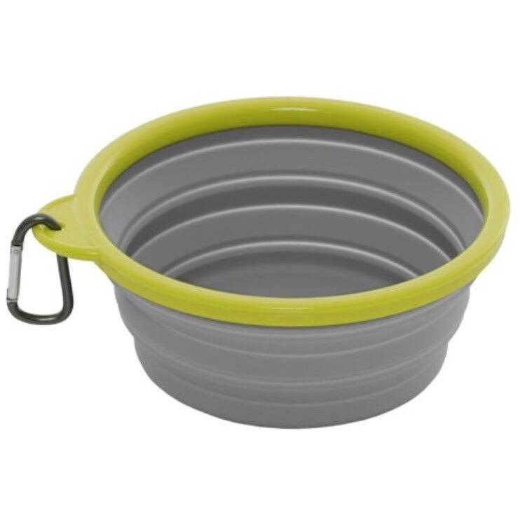 Doggie Trends Nyc Large pop up dog water bowl