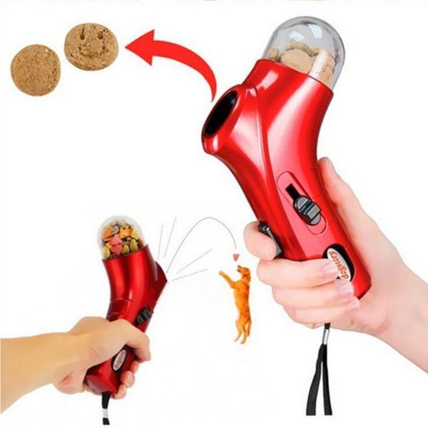Doggie Trends Pet Dog Treat Launcher