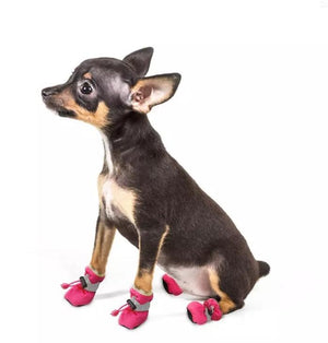 Doggie Trends Winter Anti-Slip Dog Boots