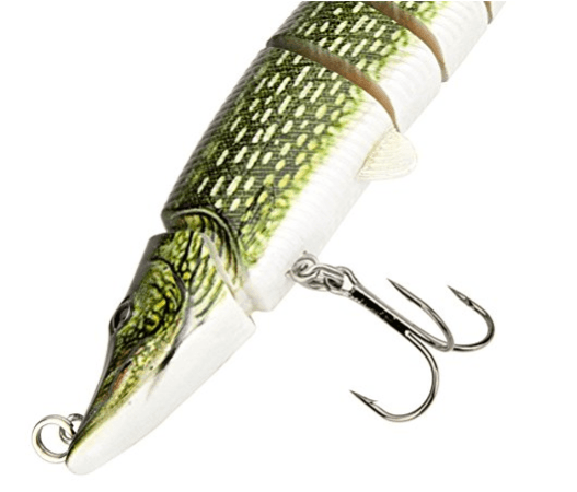 Mighty Pike™ 8-Segment Lure