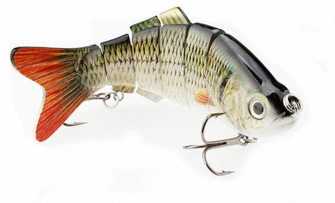 "Ultimate Bass Buster ""Big Daddy"" Swim Bait"