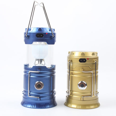 Ultra Bright Portable/Collapsable Waterproof LED Lantern