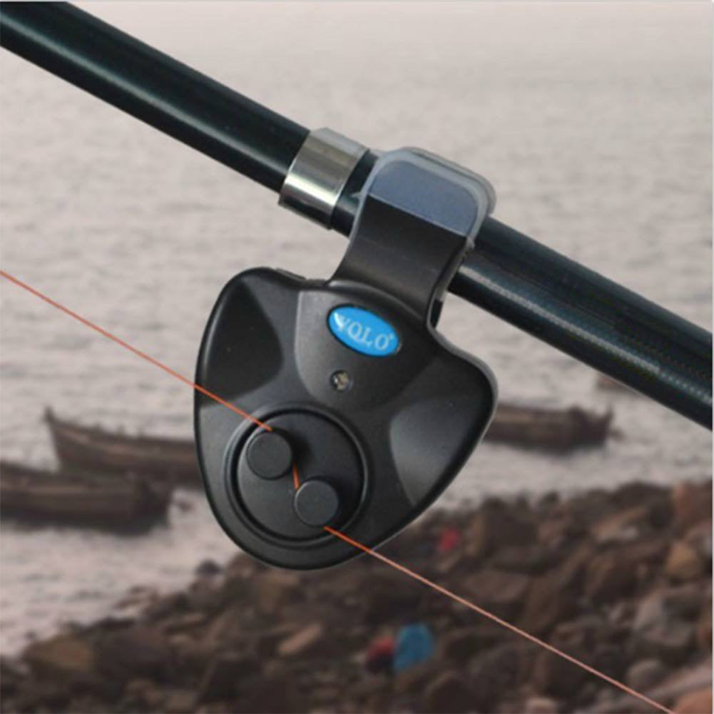 Ultimate LED Fish Bite Alarm *FREE SHIPPING*
