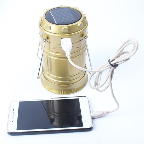 Image of Ultra Bright Portable/Collapsable Waterproof LED Lantern